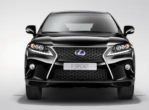 Lexus RX 450h F Sport. Мастер на все руки