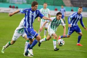 Проигрыш «Динамо»