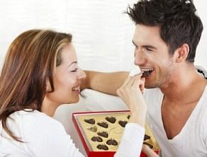 Шоколад усиливает либидо