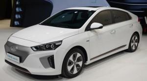 Первый в мире бесконтактный автомобиль Hyundai Ioniq EV. Краткий обзор от компании «Автоберег» http://autobereg.com.ua/