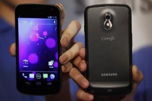 Новый Samsung Galaxy Nexus