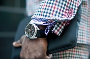 Стильные часы для успешного мужчины